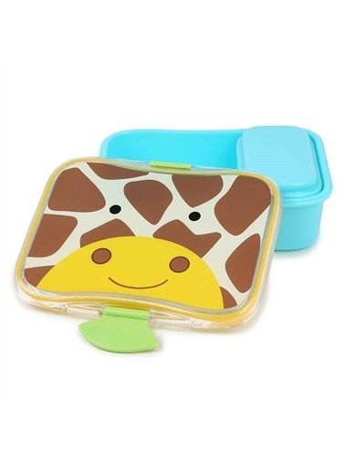 Skip Hop Skip Hop Zoo Beslenme Kutusu Zürafa Pembe